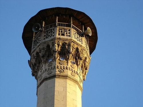 minaret, gaziantep, turkey.JPG