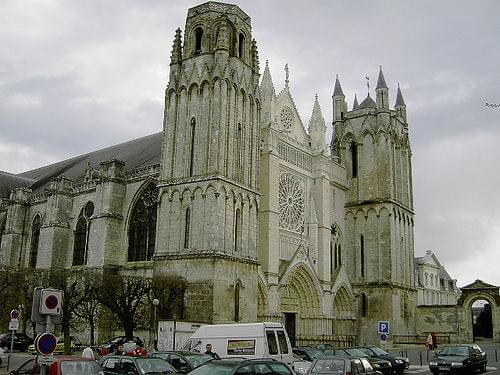 Cathedral of St. Pierre, Poitiers