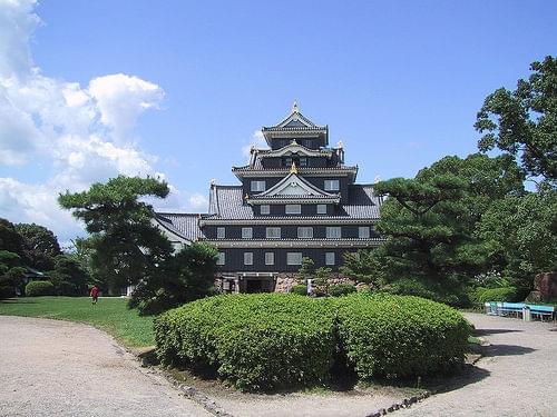 Okayama Castle Tower