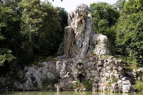 Colosso dell'Appennino (1579-1580) Giambologna