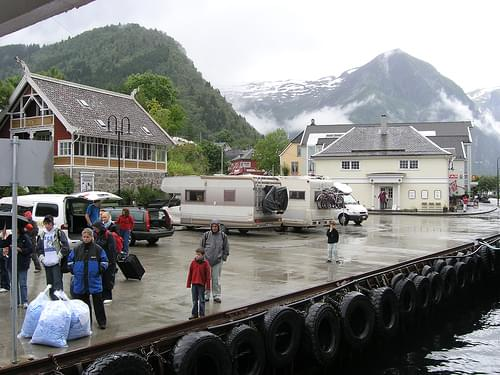 Golden House Gallery, Balestrand