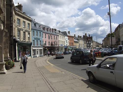 Historic Center, Cirencester