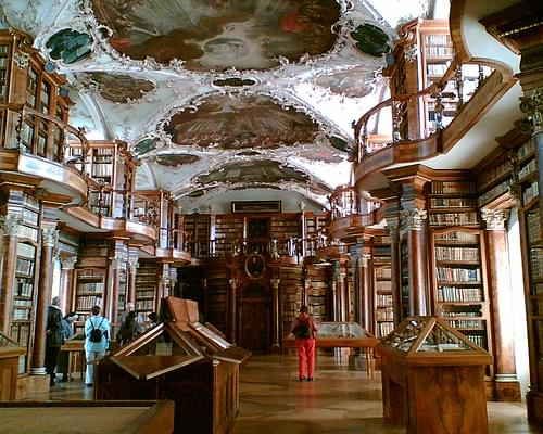 St Gallen Library