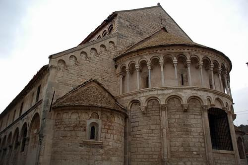 Church of St. Chrysogonus, Zadar