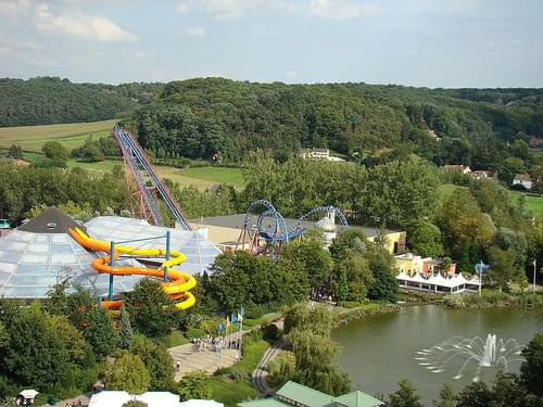 Walibi and Aqualibi Park
