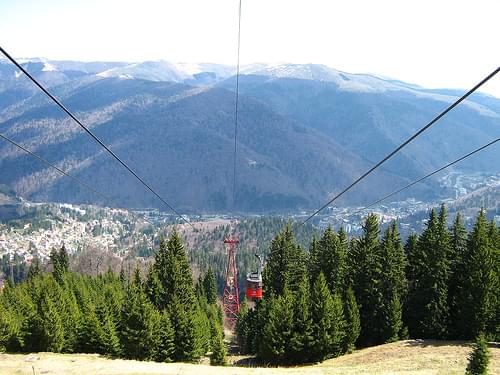 Cable Car, Sinaia