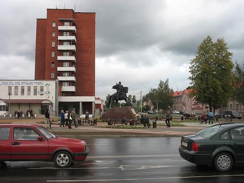 Usiaslau Charadzey (