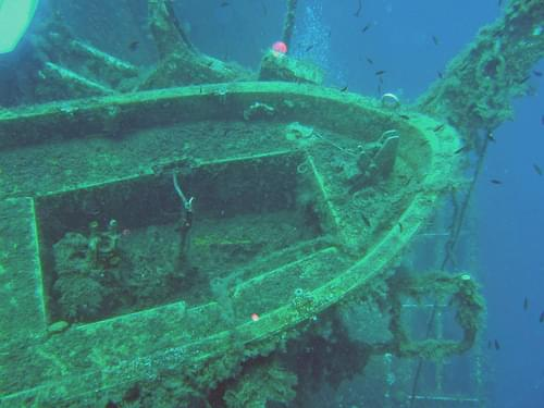 Zenobia Wreck Diving, Larnaca