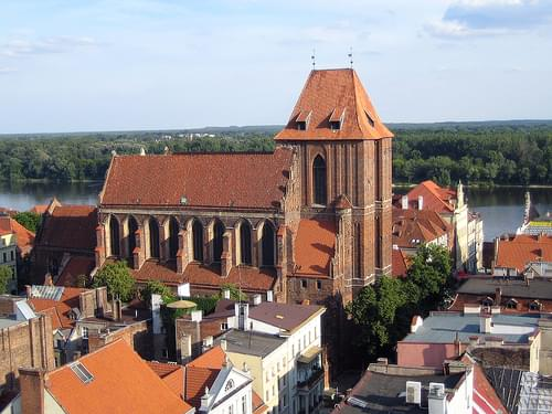 Torun - St. Johns Cathedral