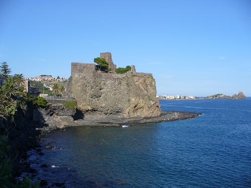 Norman Castle, Aci Castello