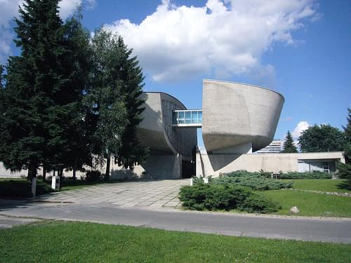 Museum of the Slovak National Uprising, Banska Bystrica