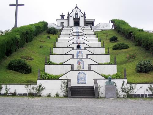 Our Lady of Peace Chapel, Vila Franca do Campo