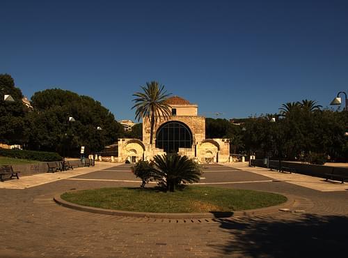 Piazza San Cosimo e Basilica