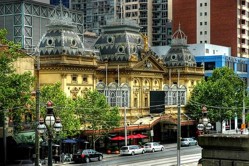 Princess Theater, Melbourne