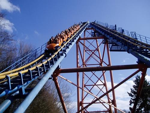 Via Volta (Walibi World)