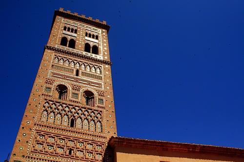 Torre mudéjar de San Martín