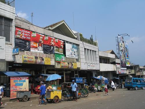 Shopping in Bogor