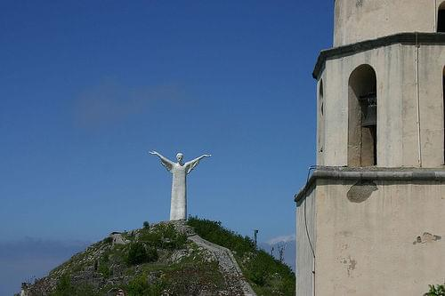 Statue of Christ, Maratea