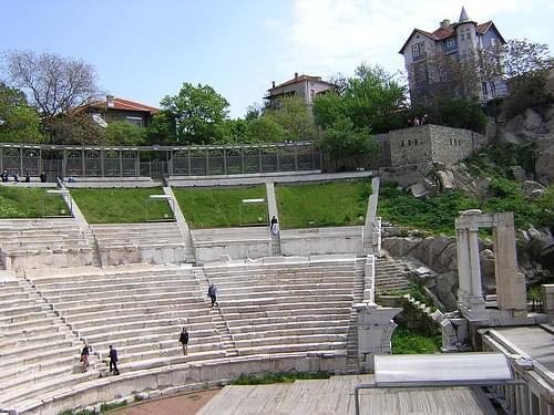 Plovdiv, Roman theatre