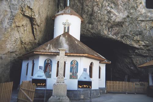 Pestera Monastery, Romania
