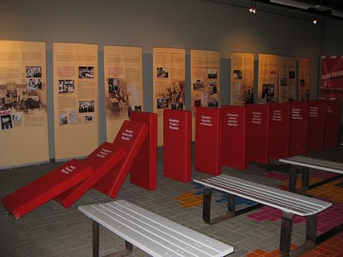 Gdańsk: Roads to Freedom Exhibition