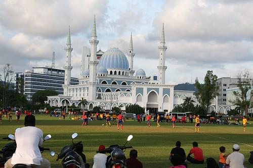 Sultan Ahmad Shah State Mosque, Kuantan