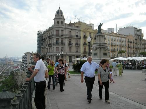 Sunday in Tarragona