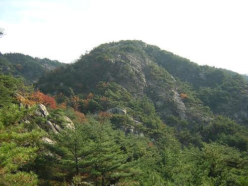 Gyeongju, Mount Namsan
