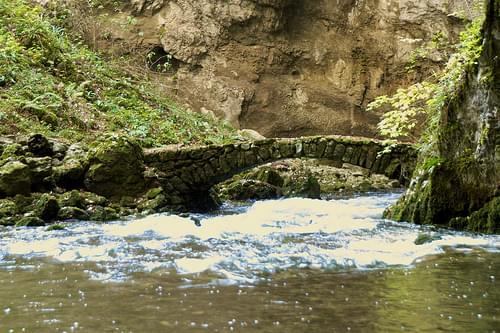 Skocjan (River Rak)