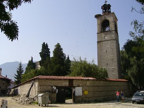 Church of the Holy Trinity, Bansko