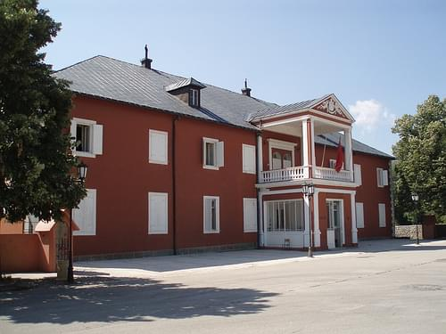 Montenegrin palace, Cetinje