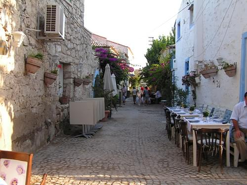 Alacati / Turkey