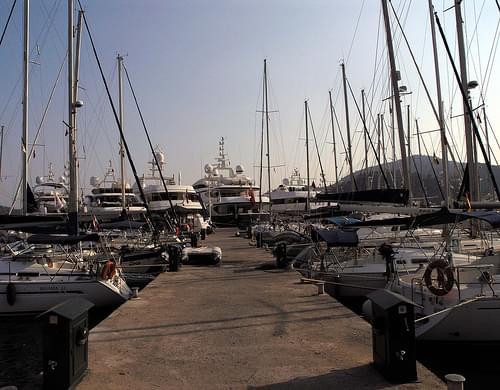 Skopea Marina, Gocek, Turkey