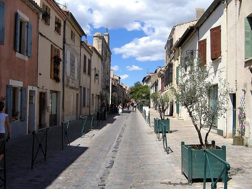 Historic Center, Aigues Mortes