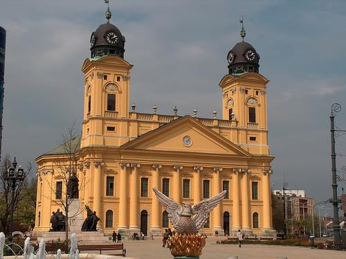 Reformed Great Church, Debrecen