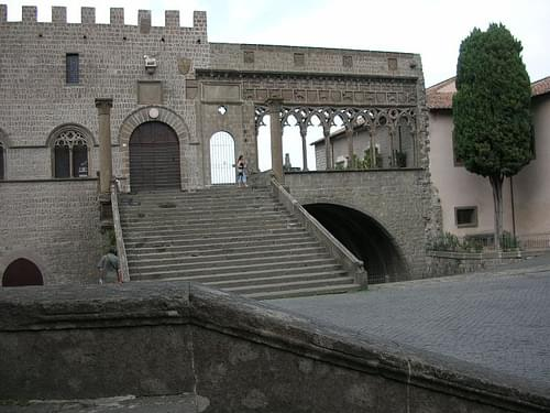Palace of the Popes, Viterbo