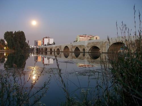 roman bridge adana 1