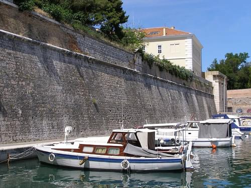 City Walls and Gates, Zadar
