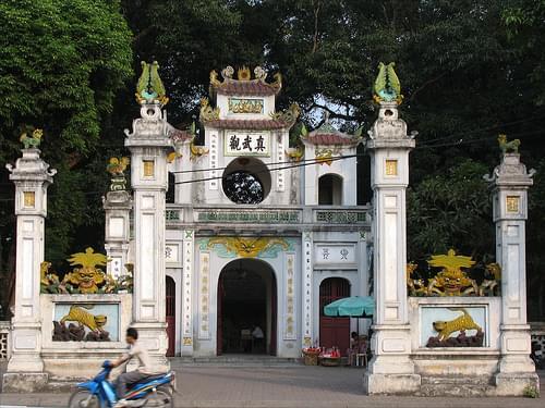 Urban Temple