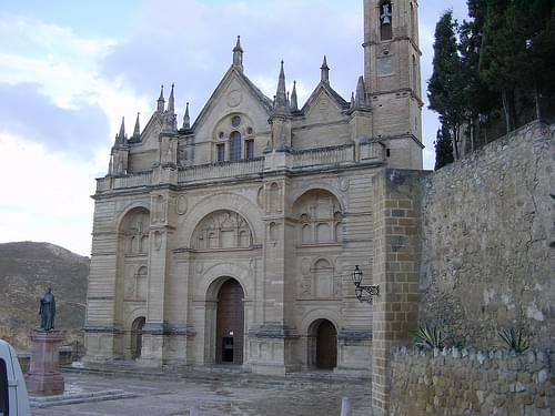 St. Mary Church, Antequera