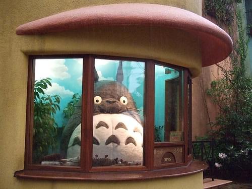 Ghibli Museum, Mitaka