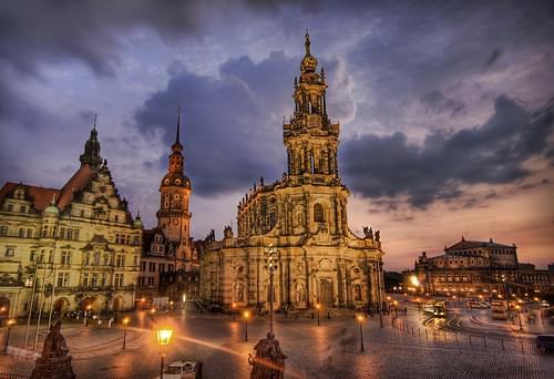 Cathedral, Dresden