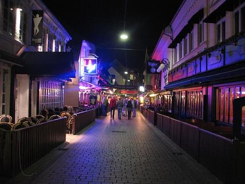 Aalborg - Jomfru Ane Gade