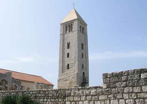 Tower of St. Christopher, Rab