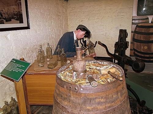 Tullamore Dew Heritage Center