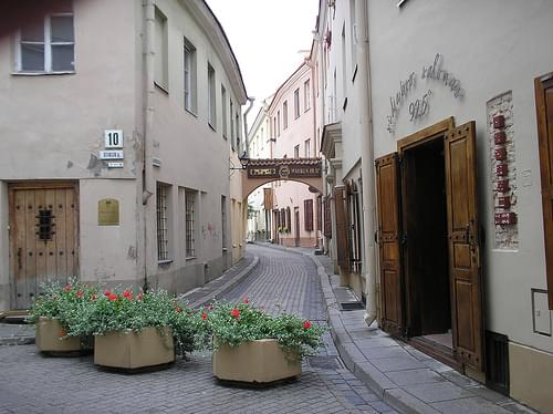 Entrance to the Jewish Ghetto