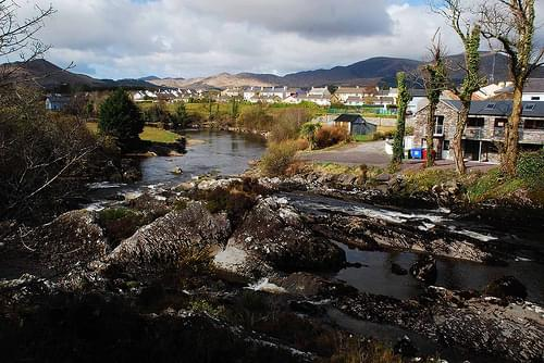 Sneem, Ring of Kerry