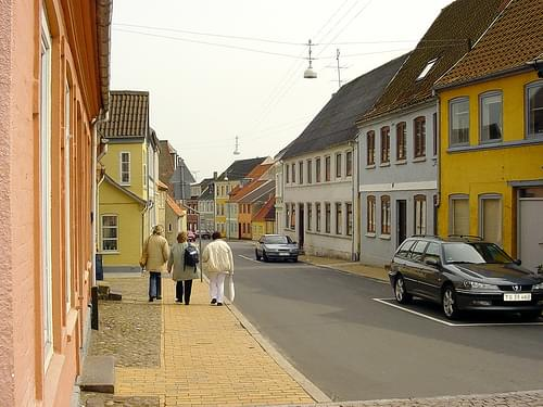 Historic Center, Haderslev