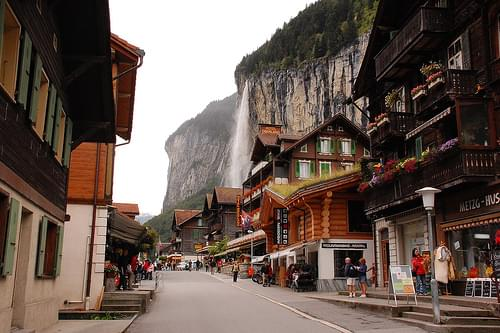 Historic Center, Lauterbrunnen