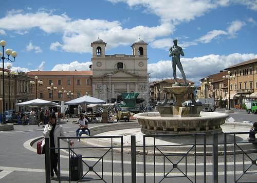 Historic Center, L'Aquila
